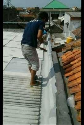 Ahli Bocoran atap, dinding, talang,bangunan,cat, plafon keramik,dll