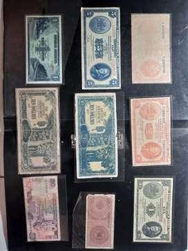 Jual uang kertas antik jaman dulu