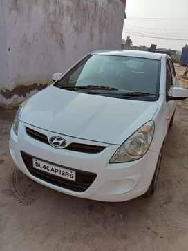Hyundai/I20 Megna  CNG Fitted. Good Condition Only 62000 KM Driven
