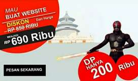 Jasa pembuatan website Jogja - Jasa buat web seluruh Indonesia