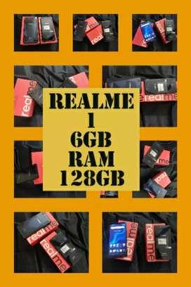 Exchange - Realme 1 6GB ram 128GB