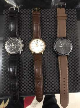 All 03 Watches in just Rs 20,000/-