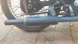 Bullet Punjab silencer