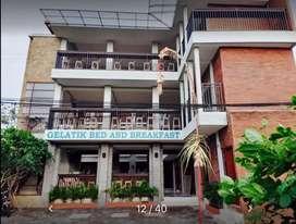 Dijual Hostel di Bali
