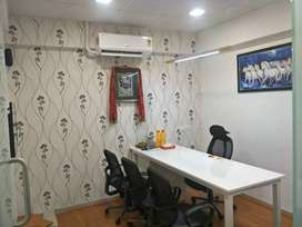 Fully furnished office for rent at vip Road vesu