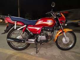 Hero Honda splender