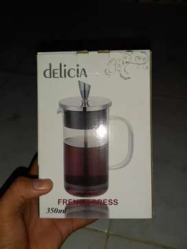 French press kopi khrishome