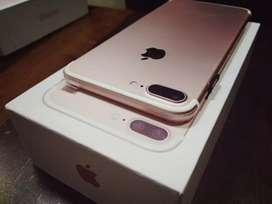 Hiiii Get apple iphone 7+ good condition. in offer. /  Grab it