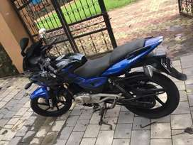 BAJAJ PULSAR 220.CC 2016 MODEL.FOR SALE