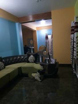 2BHK flat fully furnished for rent