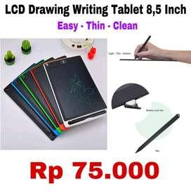 LCD Drawing Writing Tablet untuk anak belajar