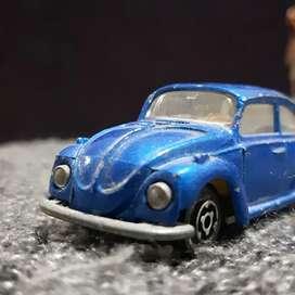 VW Beetle Vintage Jadul Majorette