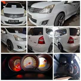 Nissan Grand Livina HWS Automatic