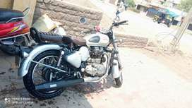 Bullet Classic 350 good condition new tire