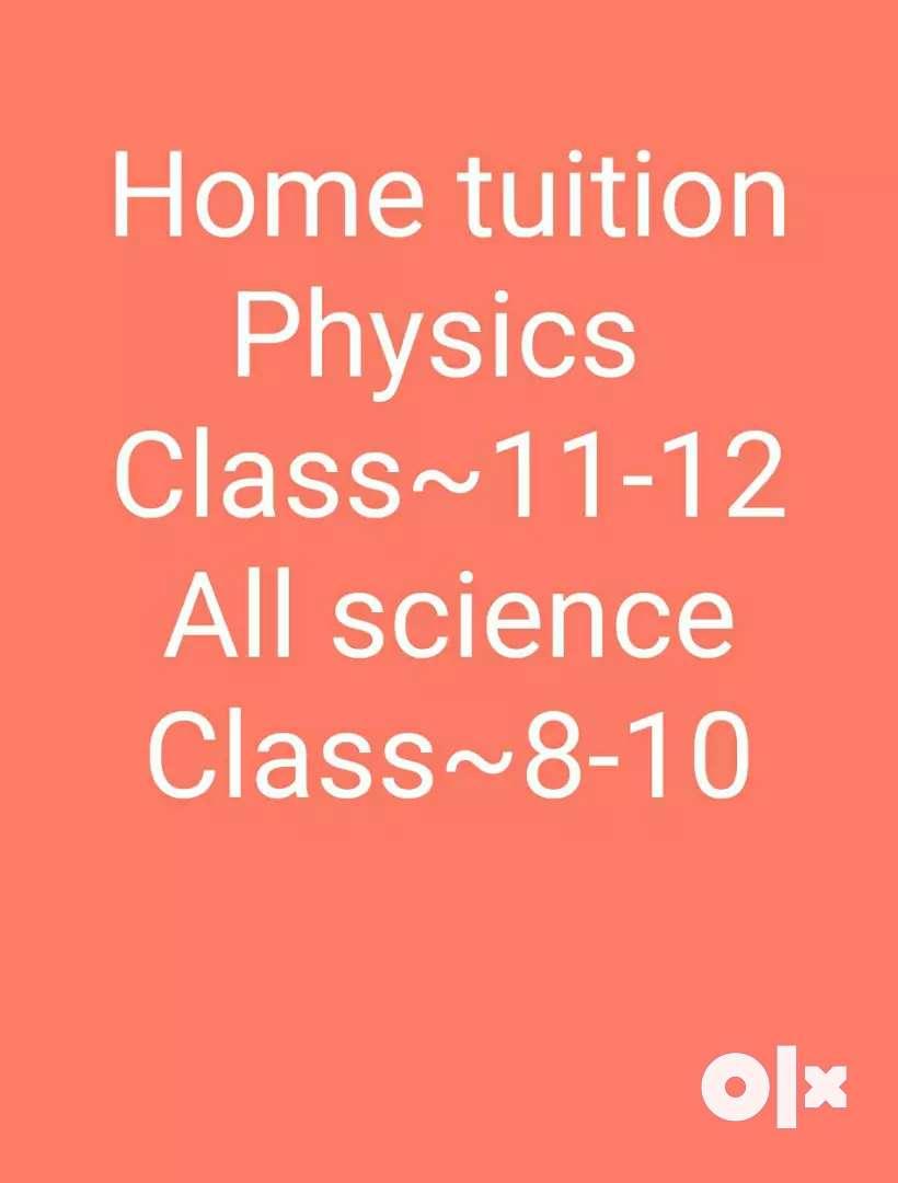 Want Home tuition teacher 0
