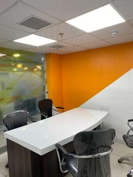 700sqfeet fully furnish office in vishkarma chownk miller ganj