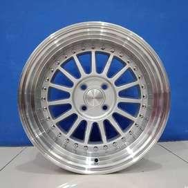 Velg Mobil Mobilio, Calya, Vios, Altis Ring 16 HSR Wheel NAMLEA