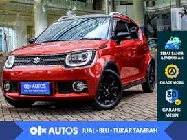 [OLXAutos] Suzuki Ignis 1.2 GX AGS (Automatic Gear Shift) 2017 Merah