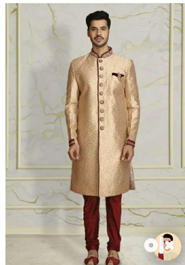 Brand New Sherwani set