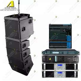 Sounds System for Rent