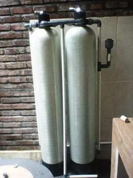 filter air sumur dan PAM.