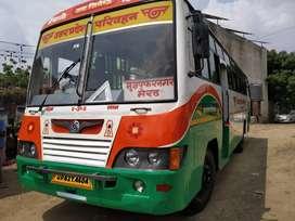Ashok leyland cheetah bus