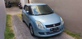 Dijual SWIFT 2008 Matic Biru Metalik