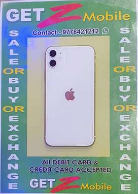 iPhone 11 White 64 GB