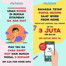Bisnis Online Digital Advertising Vtuber