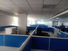 5500 sqft posh space available in a prime location with 62 work statio