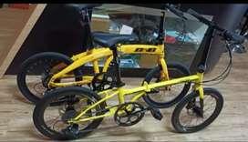 Kami menjual sepeda lipat Bnb Lewis
