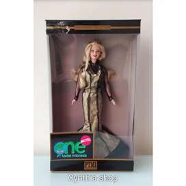 Annivesary collection Barbie boneka barbie collector special edition