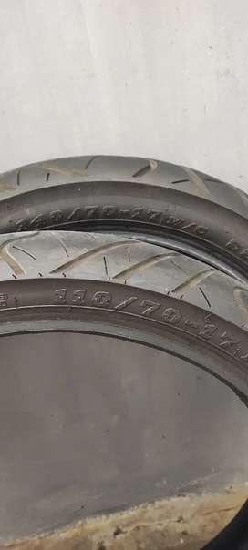 Ban motor ring17