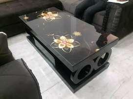 Center table digital