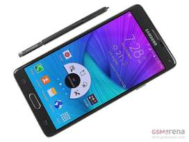 Note 4 for sale 3Gb Gb set charger