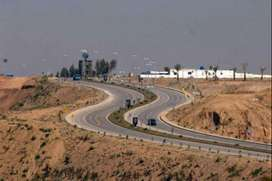 4  Marla Commercial Plot Situated In Dha Valley - Rose Sector - Dha De