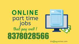 be happy doing less work and earn money from your home
