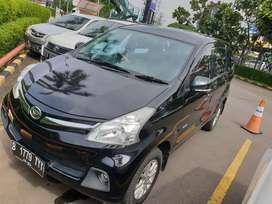 Daihatsu Xenia R 1,3 cc Deluxe Automatic tahun 2014 bulan 10 hitam