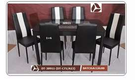 6 seter dinning table for Sales