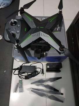 Drone Xiro Xplorer V 100% Mulusss Seperti Baru