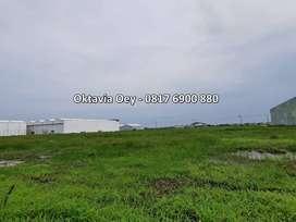 Kavling gandeng laksana business park teluk naga 1860 m2 MURAH