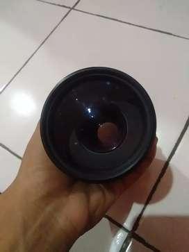 Lensa tele canon 75-300 mm