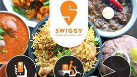 Swiggy is Hiring food delivery Boys