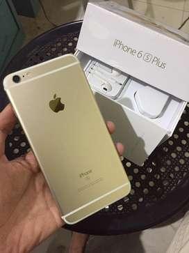Iphone 6S Plus 64GB Gold Ex inter