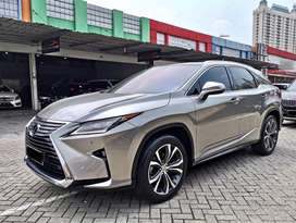 Lexus RX 200t Luxury ATPM 2016 KM 19rb ANTIK