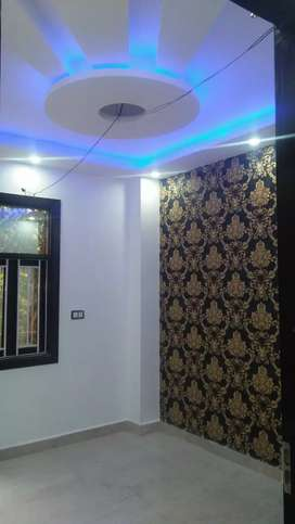 LUXURY flat 3bhk 2 side open floor with CarparpKing 95% loan facility