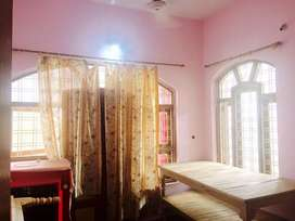 Semi furnished 2 beautiful rooms for rent
