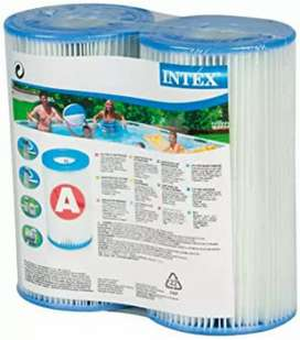 INTEX 29002 cartridge (A) twin pack for water filter pump