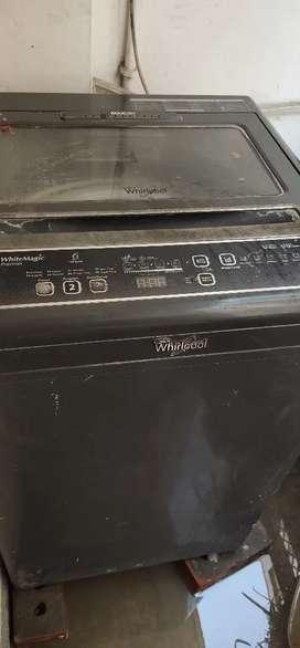 Whirlpool washing machine full automatic