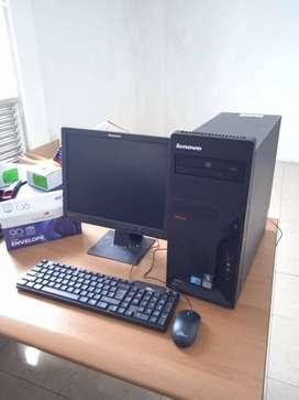 Satu set PC Lengkap Termurah